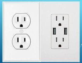 Upgrade to USB outlet Voltz Electrical Service Augusta GA