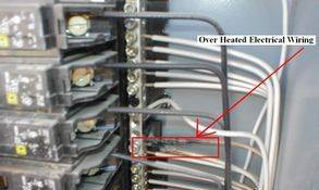 overheated electrical wiring repair Voltz Electrical Service Augusta GA