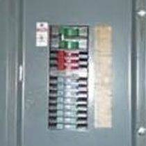Electrical Panel Upgrades | Voltz Electrical Service | Residential on replacing electrical panel, expanding electrical panel, covering electrical panel,